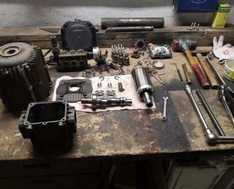 HD-Reiniger Reparatur