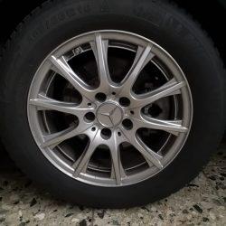 Reifen Mercedes