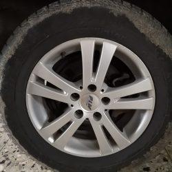 Reifen VW Tiguan